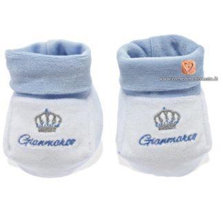 Babbucce neonato Gianmarco