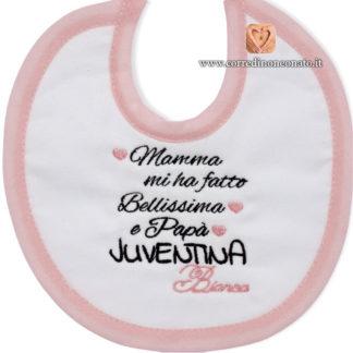 Bavetta neonata Juventina nome Bianca
