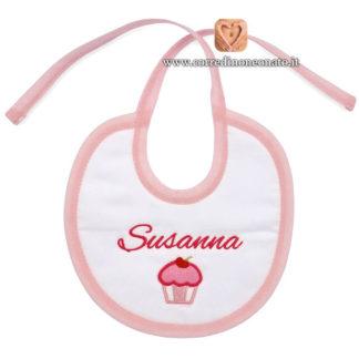 Bavetta neonata Susanna rosa