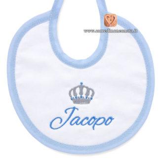 Bavetta neonato Jacopo