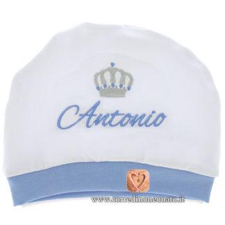 Cappellino neonato Antonio