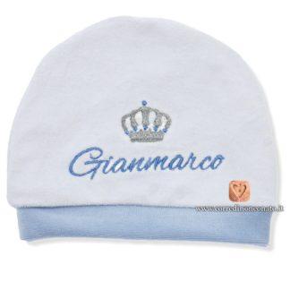 Cappellino neonato Gianmarco