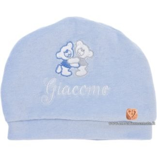 Cappellino neonato Giacomo