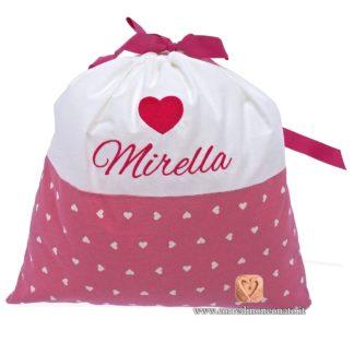 Sacco nascita Mirella