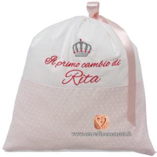 Sacco nascita Rita