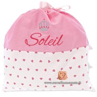 Sacco nascita Soleil