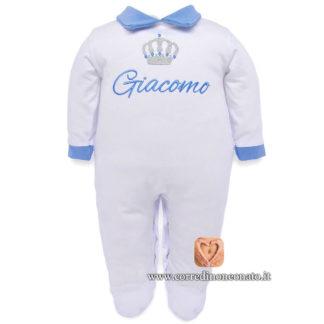 tutina neonato Giacomo