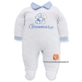 tutina neonato Gianmarco