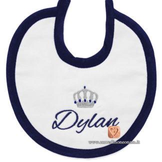 Bavetta neonato Dylan