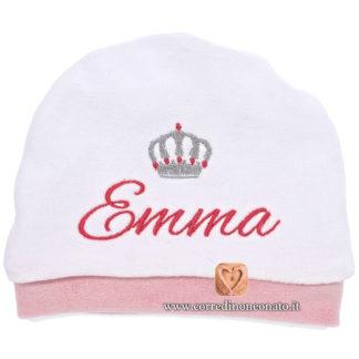 Cappellino nascita Emma