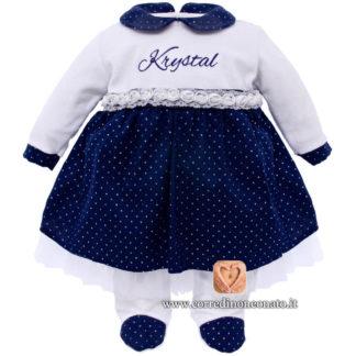 Coprifasce neonata Krystal