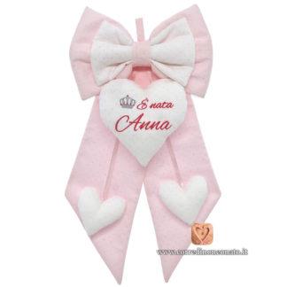 Fiocco nascita Anna