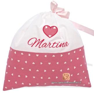 Sacco nascita Martina