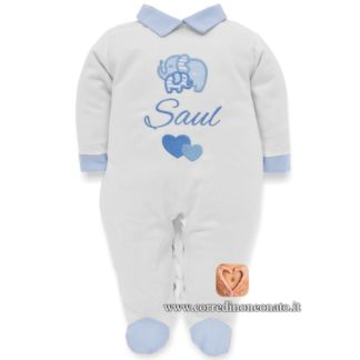 Tutina neonato Saul