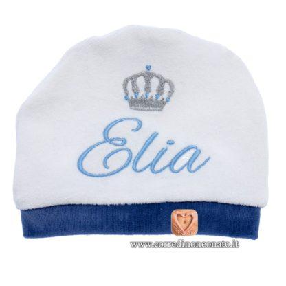 Cappellino neonato Elia