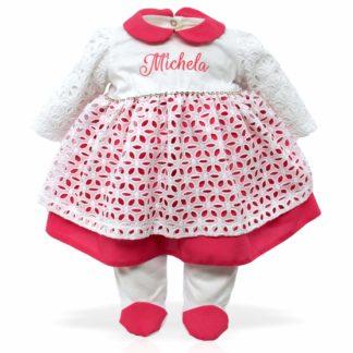 Coprifasce neonata Michela pizzo