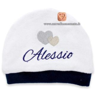 Cappellino neonato Alessio
