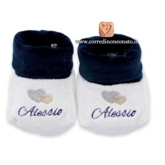 Babbucce neonato Alessio