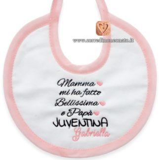 Bavetta Juventus neonata Gabriella