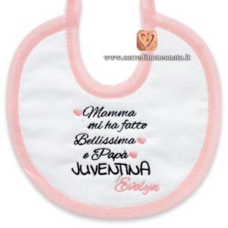 Bavetta Juventus neonata Evelyn