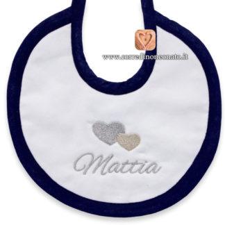 Bavetta neonato Mattia