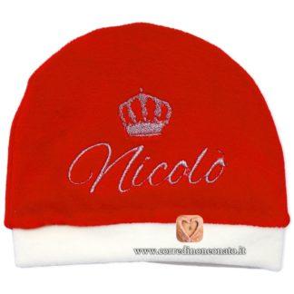 Cappellino neonato Nicolò