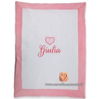Copertina nascita Giulia