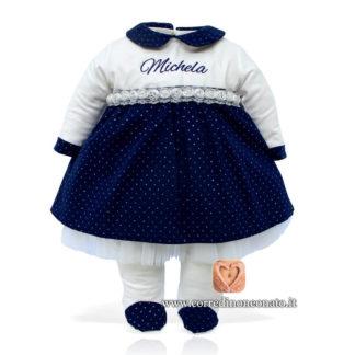 Coprifasce neonata Michela
