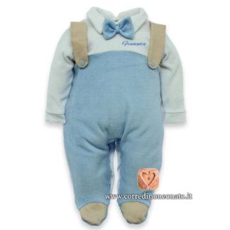 Tutina neonato Francesco