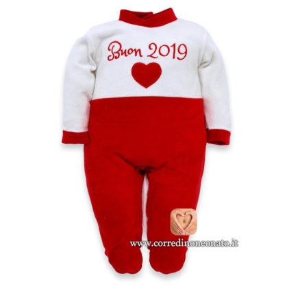 Tutina neonato Buon 2019