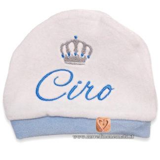 Cappellino neonato Ciro