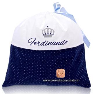 Sacco nascita Ferdinando