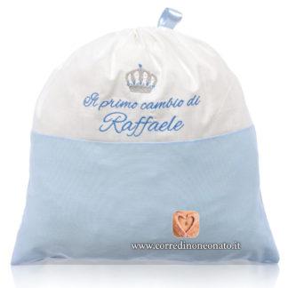 Sacco nascita Raffaele