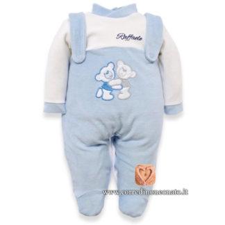 tutina neonato Raffaele orsetti