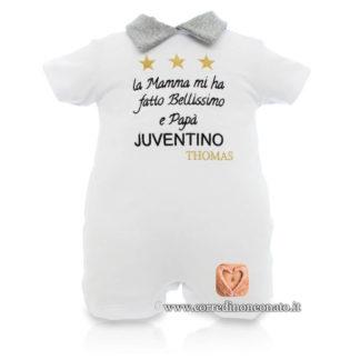 Pagliaccetto estivo Juventus per Thomas