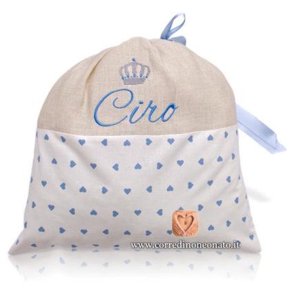 Sacco nascita Ciro