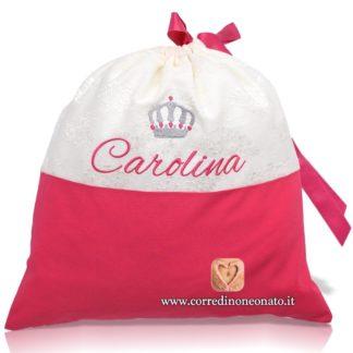 Sacco nascita Carolina