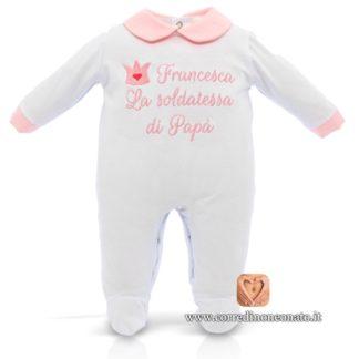 Tutina neonata Francesca