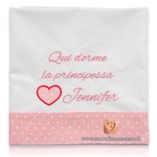 Lenzuolo neonata Jennifer