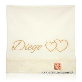 Lenzuolo neonato Diego