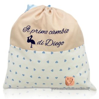 Sacco nascita Diego