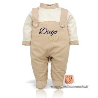 Tutina neonato Diego