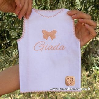 Camicina neonata Giada