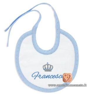 Bavetta Francesco azzurro corona
