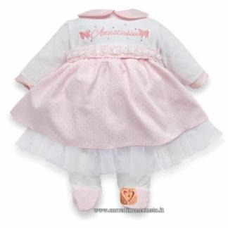 vestito nascita bimba