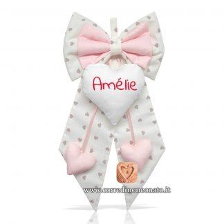 fiocco nascita nome amelie