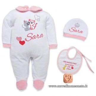 corredino neonata Sara