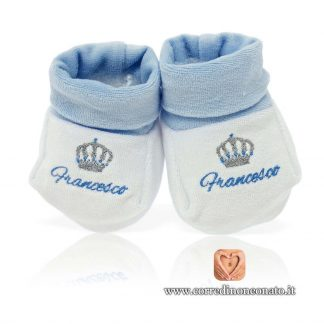 scarpette corona francesco